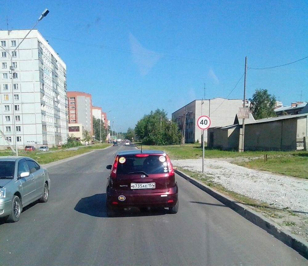 Маленькие радости и расстройства автомобилистов Бердска