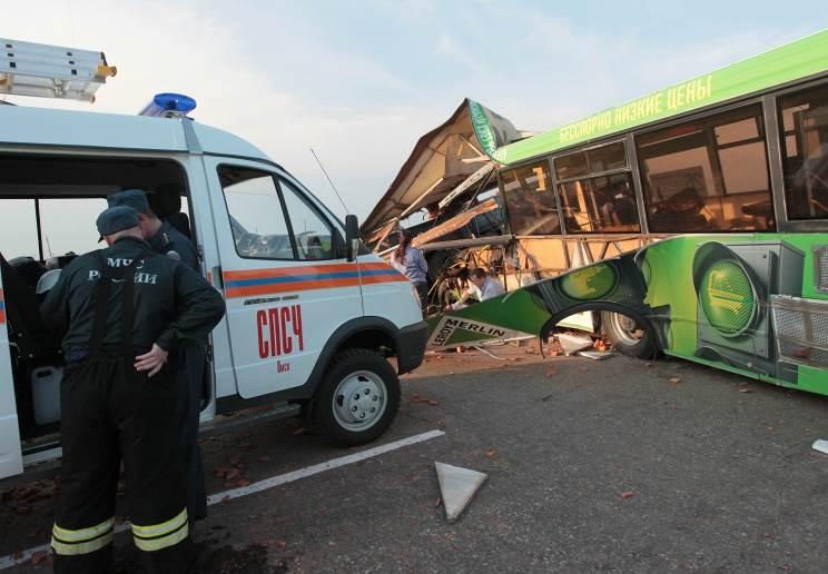 Расследование автокатастрофы под Омском