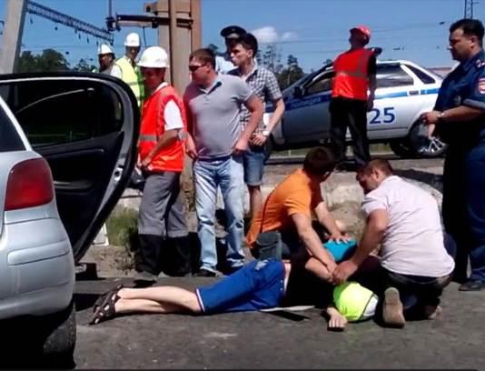 Видео: Дорожная обстановка на минувшей неделе в Бердске