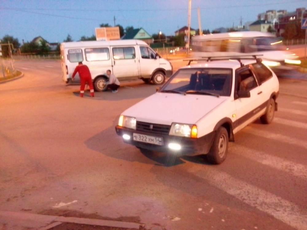 «Европротокол» не работает, а некоторые в Бердске жмут на газ вместо тормоза