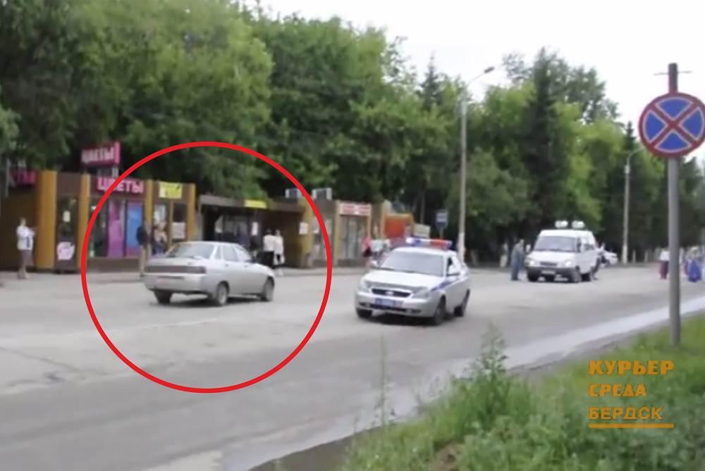 ВИДЕО: Инцидент на фестивале национальных культур в Бердске