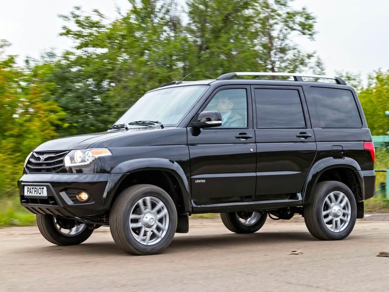 На автомобилях УАЗ могут отказать тормоза