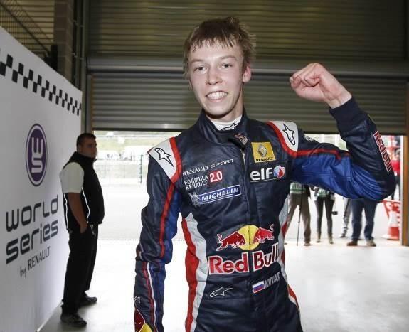 Второй россиянин – на подиуме «Формулы-1»!