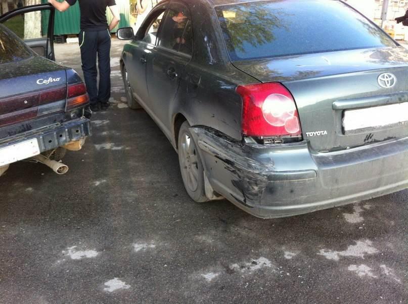 О пьяной автоледи в Бердске рассказала сегодня подписчица «АвтоБердска»