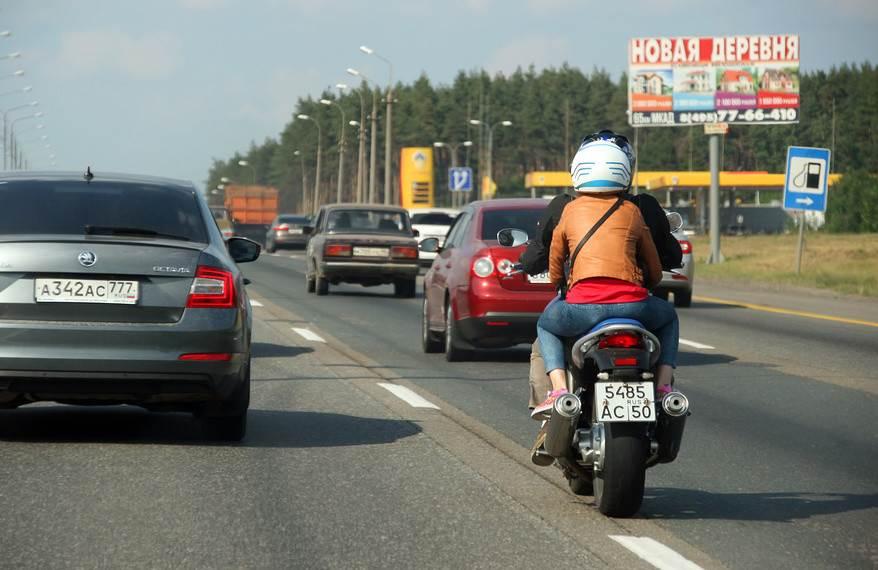 Госдуму «слабит» насчет прав мотоциклистов. ГИБДД возражает