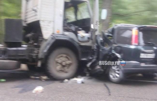 Страшное ДТП на трассе М-52: 3 ребенка и двое взрослых погибли
