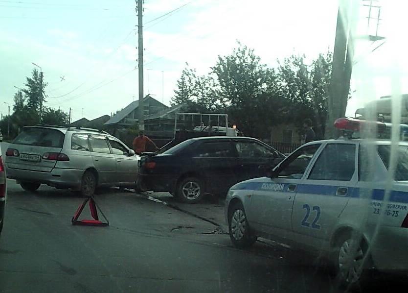 Вчерашние ДТП с пострадавшими в нашем регионе