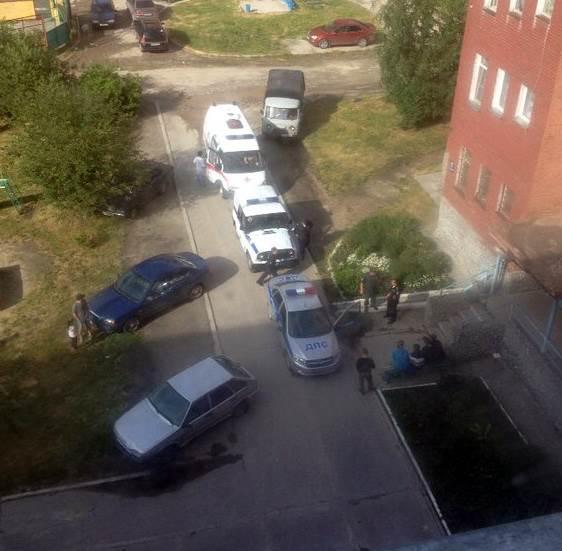 Полиция задержала подозреваемых в избиении парня в Бердске