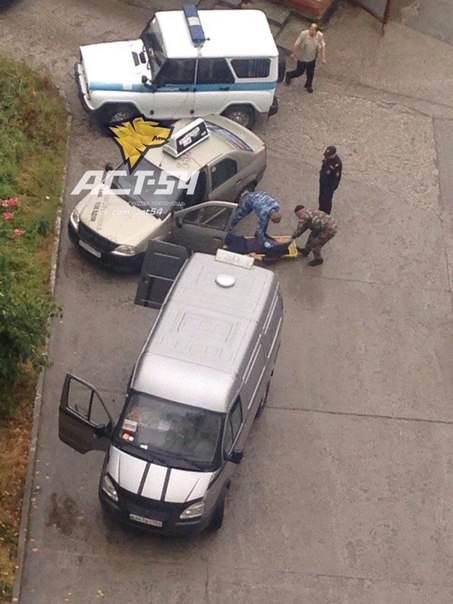 Таксист в Новосибирске умер на рабочем месте