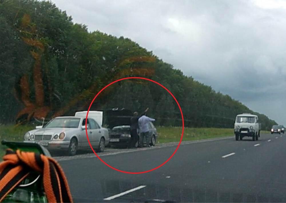 Дорожный «развод»: теперь на М-52 в районе Черепаново