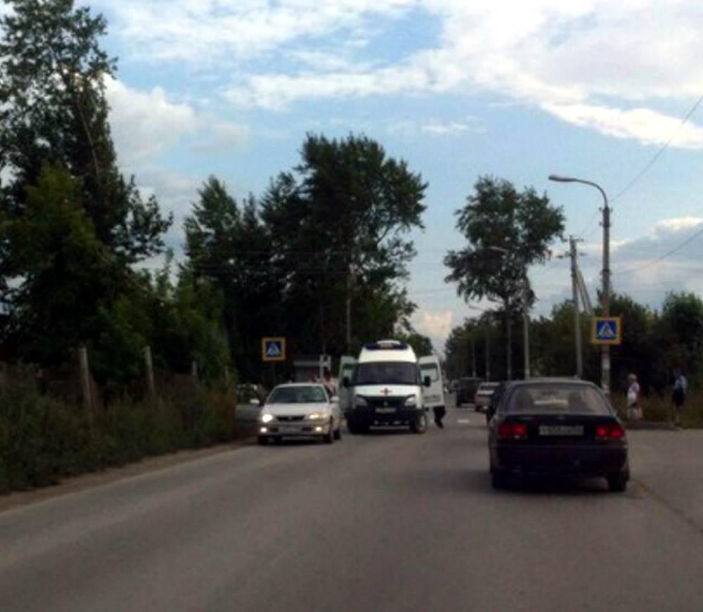Юный велосипедист пострадал в ДТП в Искитиме
