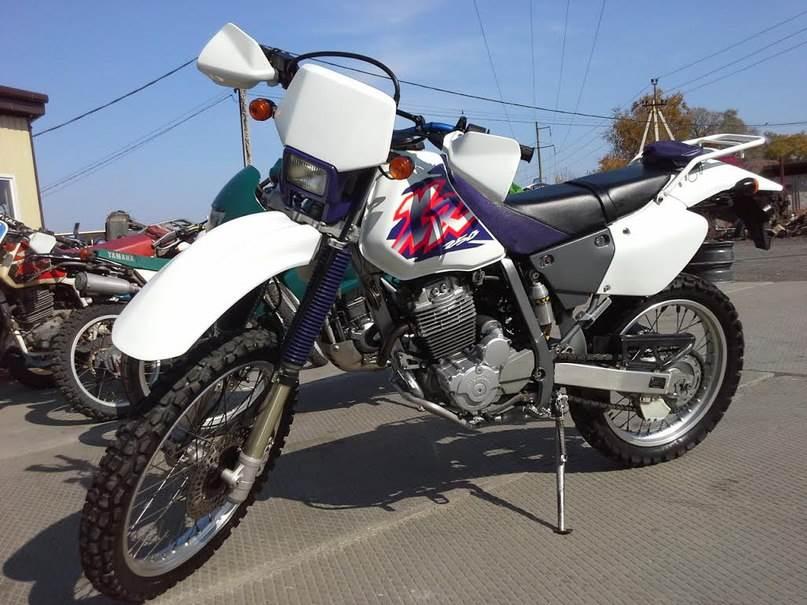Разыскивается мотоцикл, угнанный ночью в Линево