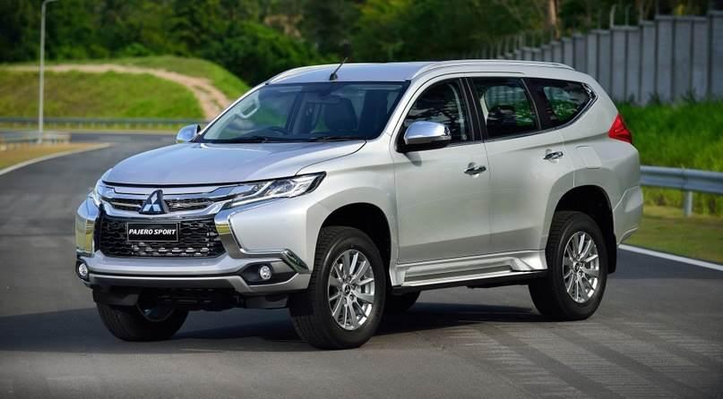 Новый Mitsubishi Pajero Sport – в России со следующей весны