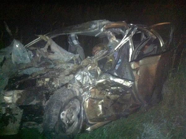 В ДТП в Алтайском крае два человека погибли, 9 получили ранения