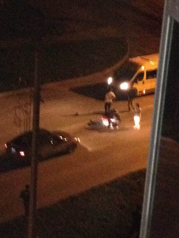 В Бердске сбили пешехода, а на трассе столкнулись легковушка и рефрижератор