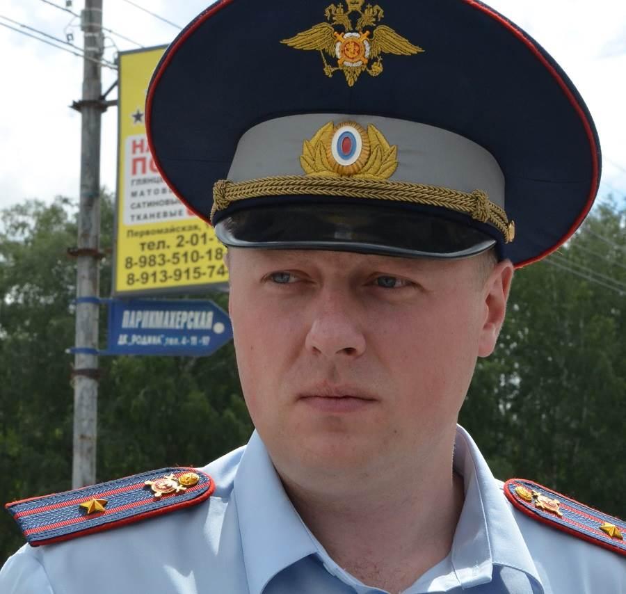 Пару слов о деятельности главного гаишника Новосибирска в Бердске