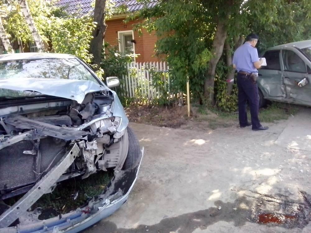 Один человек пострадал в тройном ДТП в Бердске