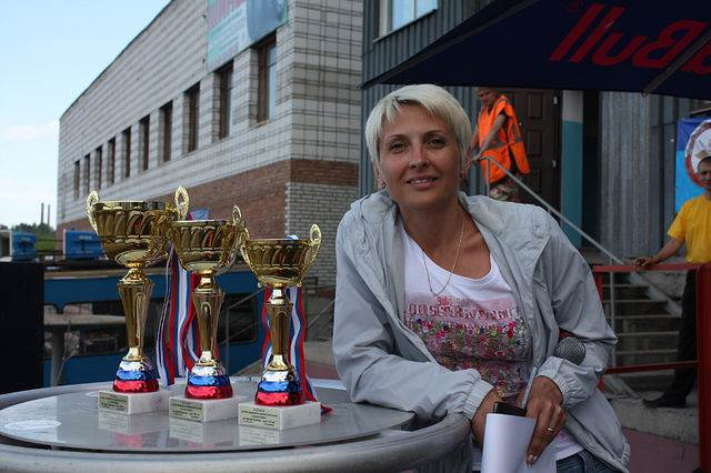 Светлана Ашихмина рассказала о ЧП на мотодроме в Бердске