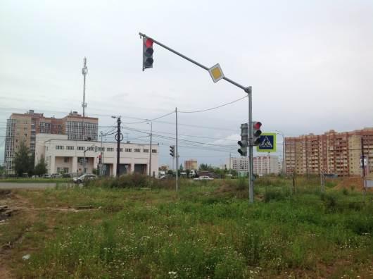 ФОТОФАКТ: Активисты ОНФ обнаружили светофор на пустыре