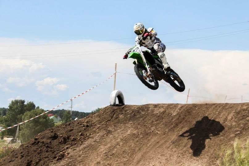 Открытый чемпионат по мотокроссу пройдет в Бердске