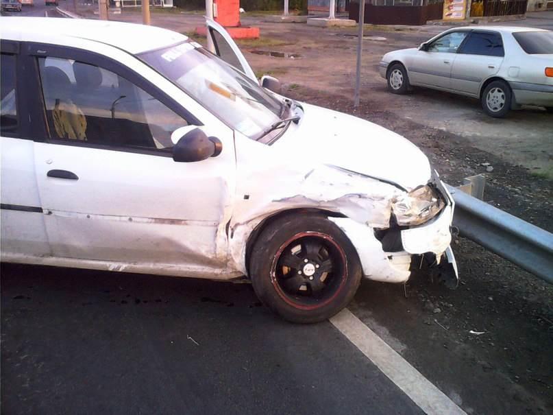 ВИДЕОФАКТ: ДТП с пострадавшим в Бердске — в «прямом эфире»