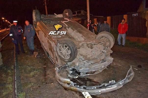 В Новосибирске скончался третий пешеход после вчерашнего ДТП