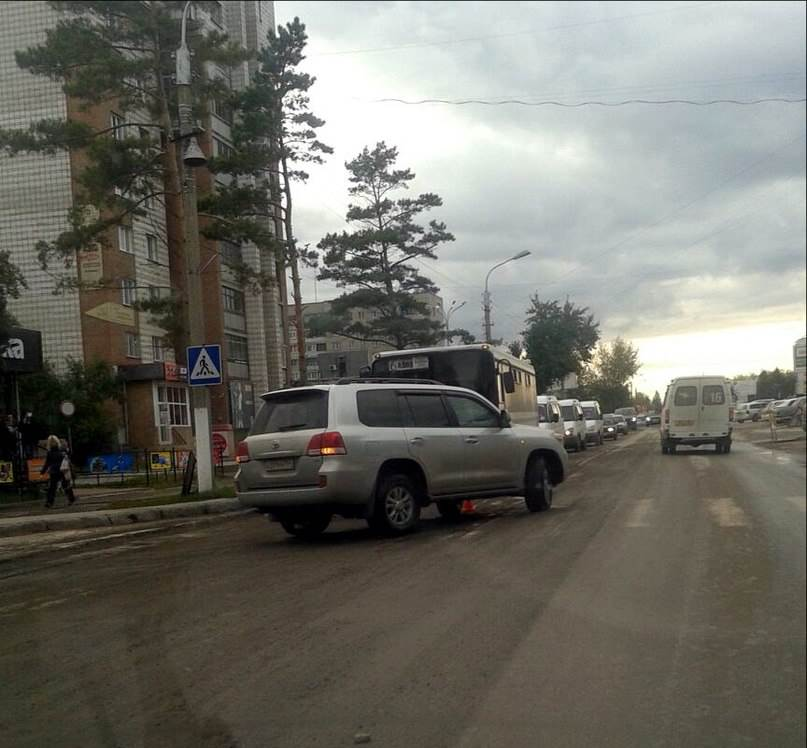 Водители сбивают пешеходов в Бердске и на трассе