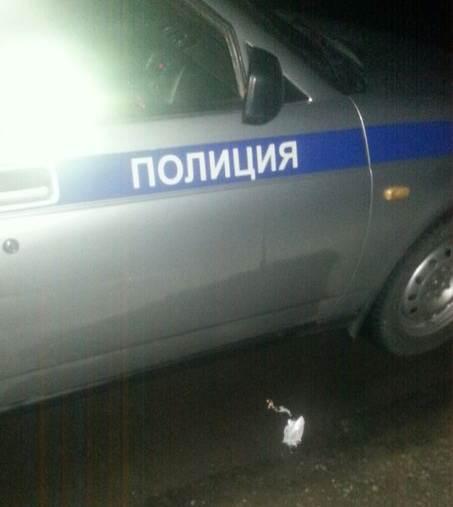 ФОТОФАКТ: Областники намусорили ночью в Бердске