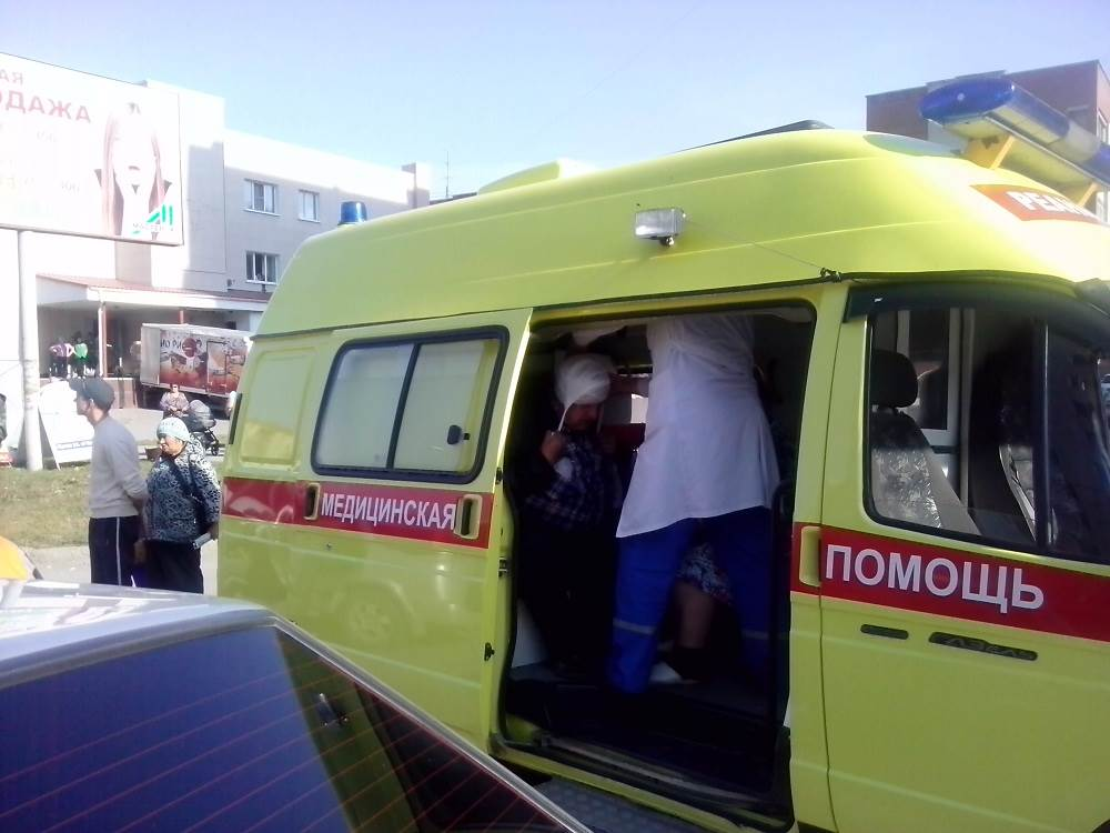 6 человек пострадали в двух вчерашних ДТП в Бердске