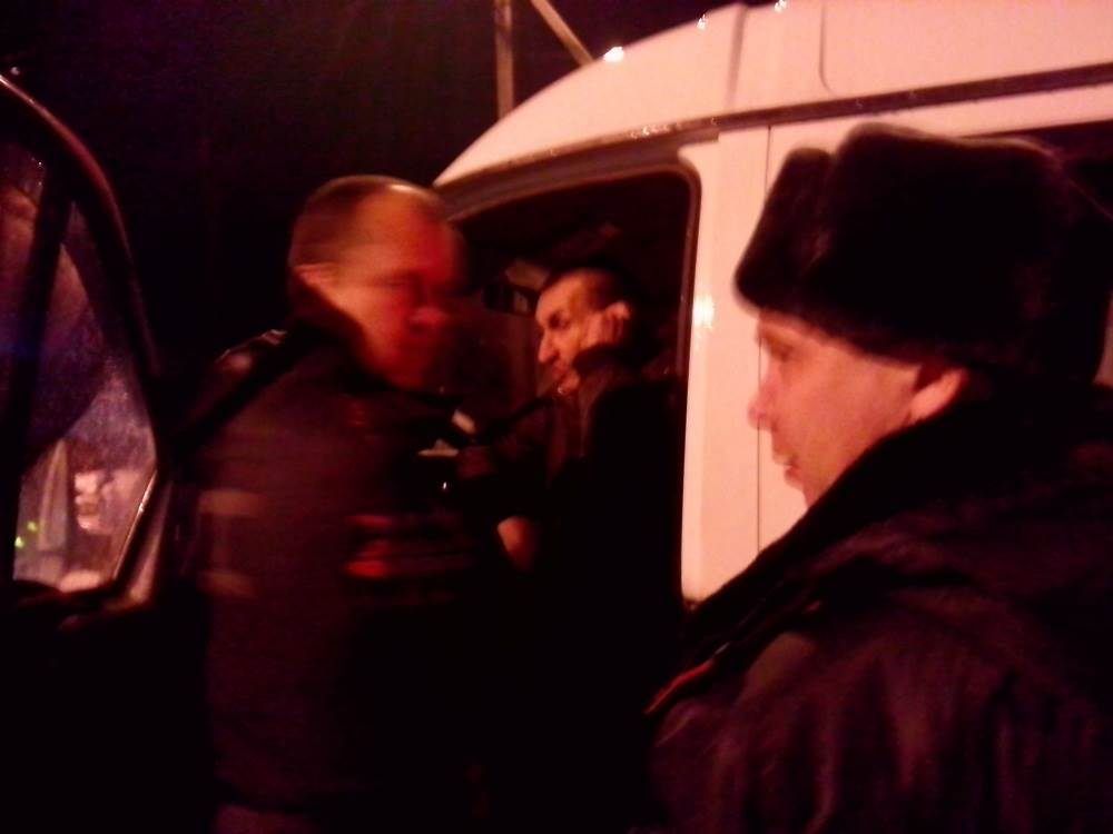 «Отключился» в пути водитель пассажирской ГАЗели в Бердске