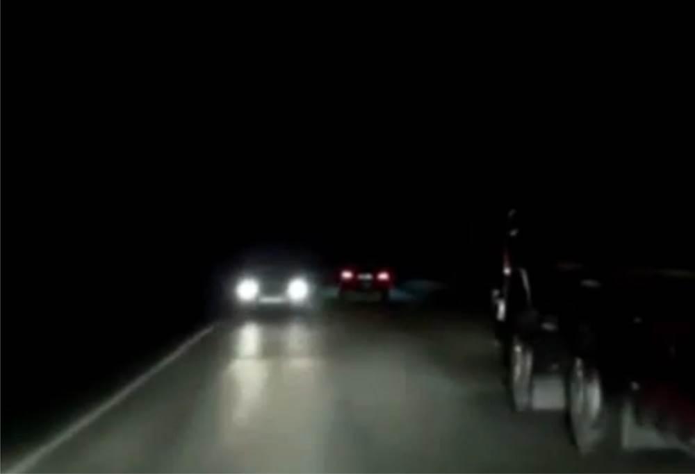ВИДЕОФАКТ: Как убил себя в ДТП водитель «Тойоты» из Бердска