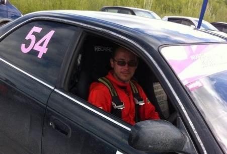Автопробег памяти новосибирского спортсмена, погибшего в ДТП
