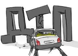 МВД по НСО сообщило о первых авариях с летальным исходом в 2016 году