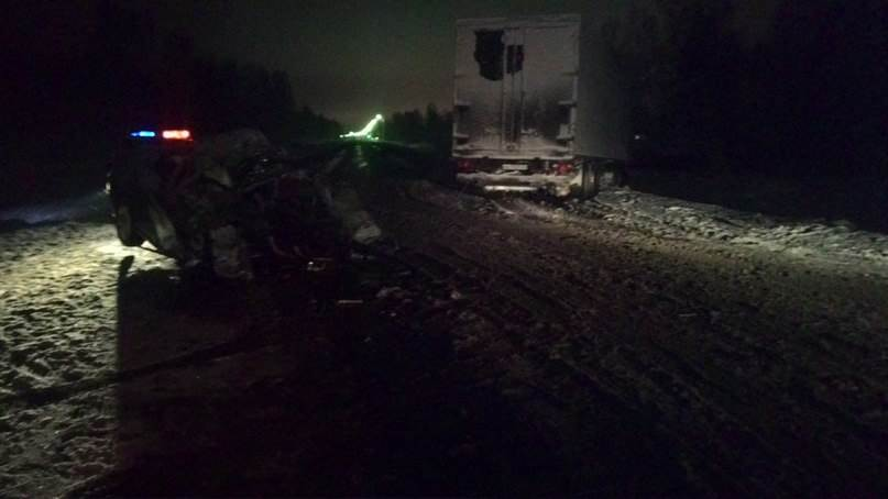 В ДТП погиб 31-летний водитель «Тойоты» из Искитима