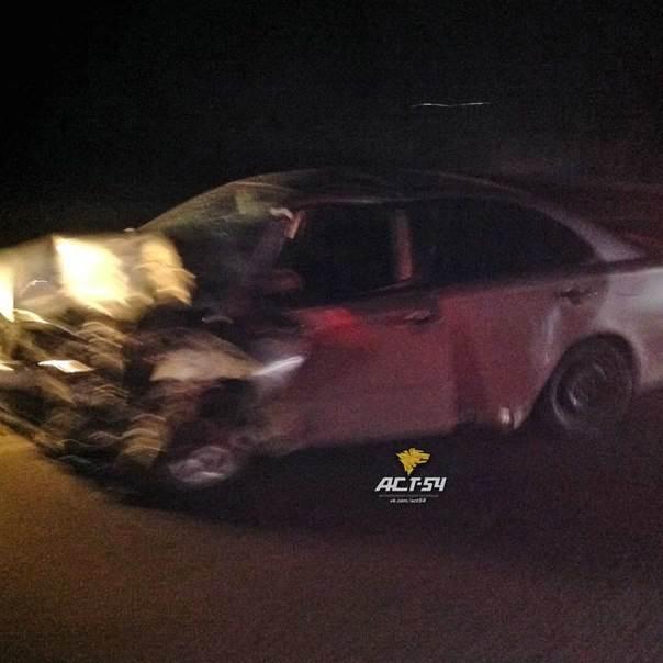 Бердчанин допустил два ДТП в Искитимском районе и погиб