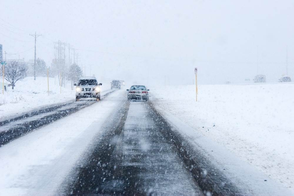 Штормовое предупреждение от ТУАД: осторожно, снегопад!