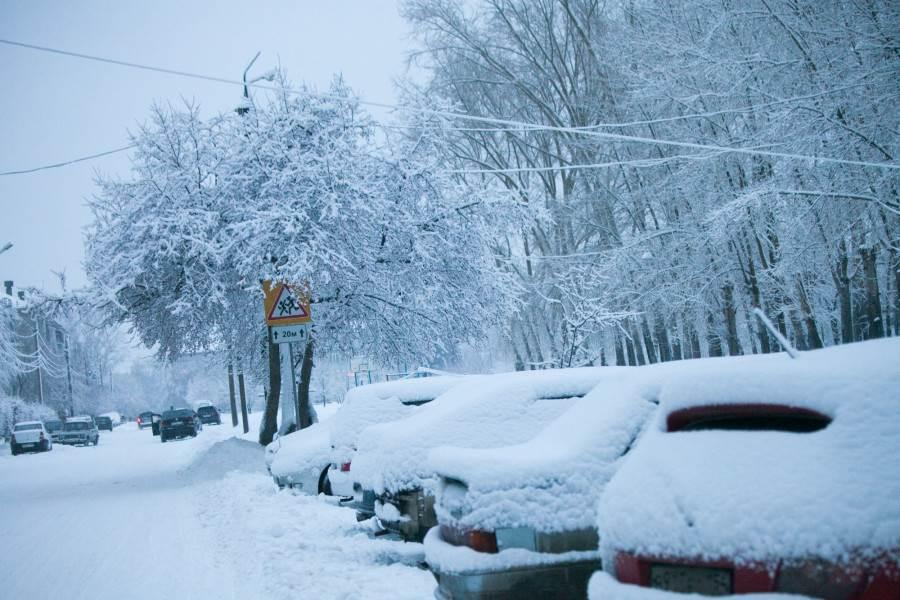 Кто должен чистить парковки в Бердске?
