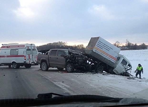 20-летний житель Бердска погиб в ДТП на трассе М-52