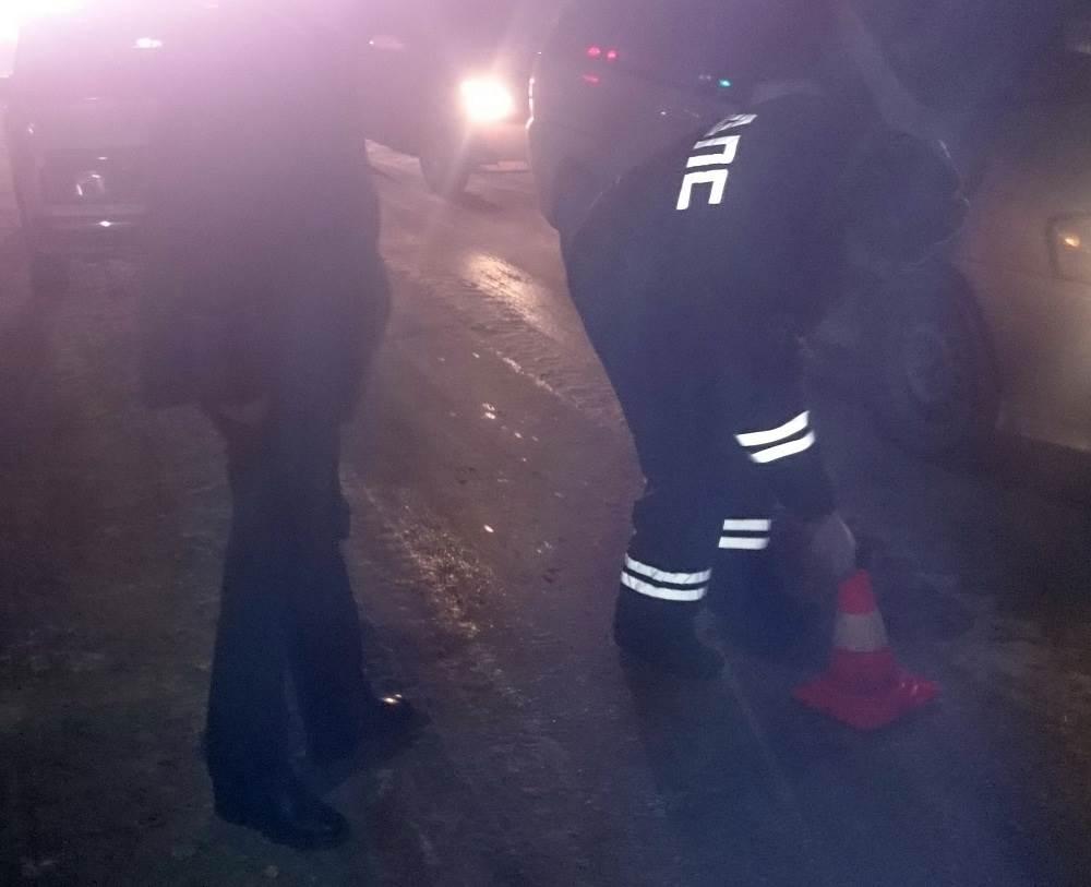 15-летнюю девочку сбила иномарка в Бердске