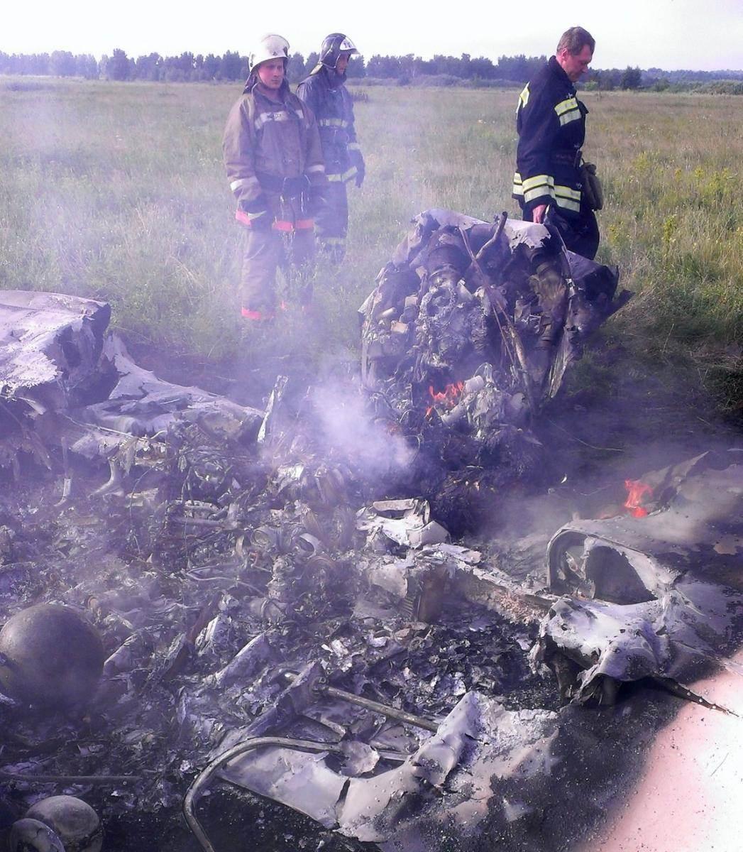 Бердск-онлайн: Начался суд по делу о крушении самолета и гибели двух человек