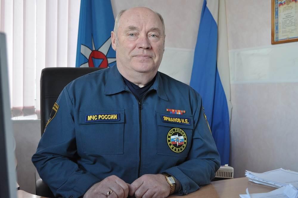 Николай Ярманов: Как спасали рыбаков, застрявших в торосах Обского моря