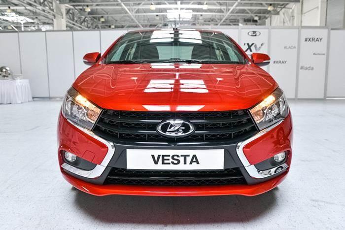 «АвтоВАЗ» будет поставлять Lada на Ближний Восток
