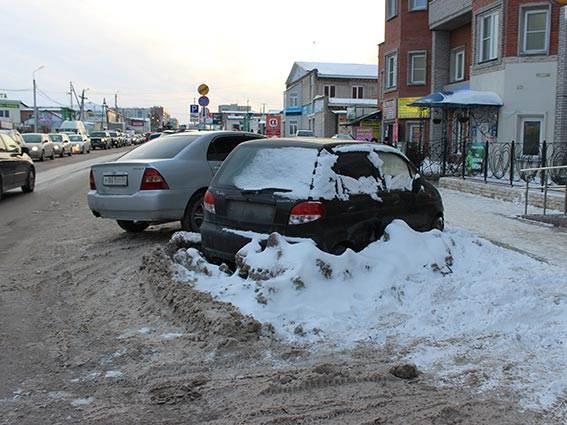 Мэр Бердска: Тротуары и парковки — муниципалам!