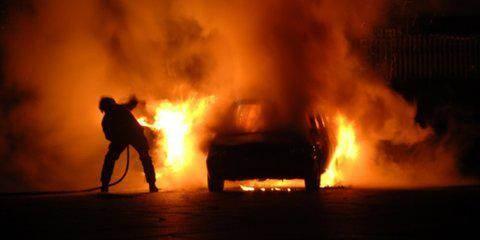 Серия поджогов автомобилей в Искитимском районе