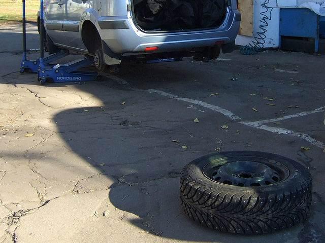 В России грядет рост цен на автомобильные шины