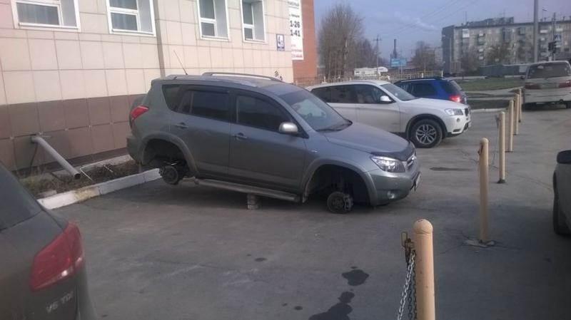 В Бердске будут судить банду «шиномонтажников»
