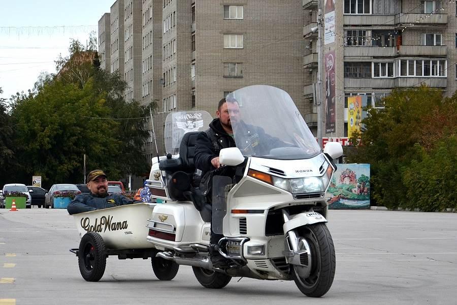 В НСО стартовала операция «Мотоциклист» и уже есть первый нарушитель