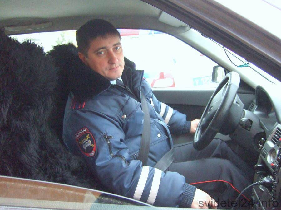 Заявление начальника бердской ГИБДД по поводу разметки на дорогах Бердска