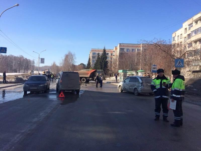 В Кольцово на пешеходном переходе в ДТП погиб ребенок