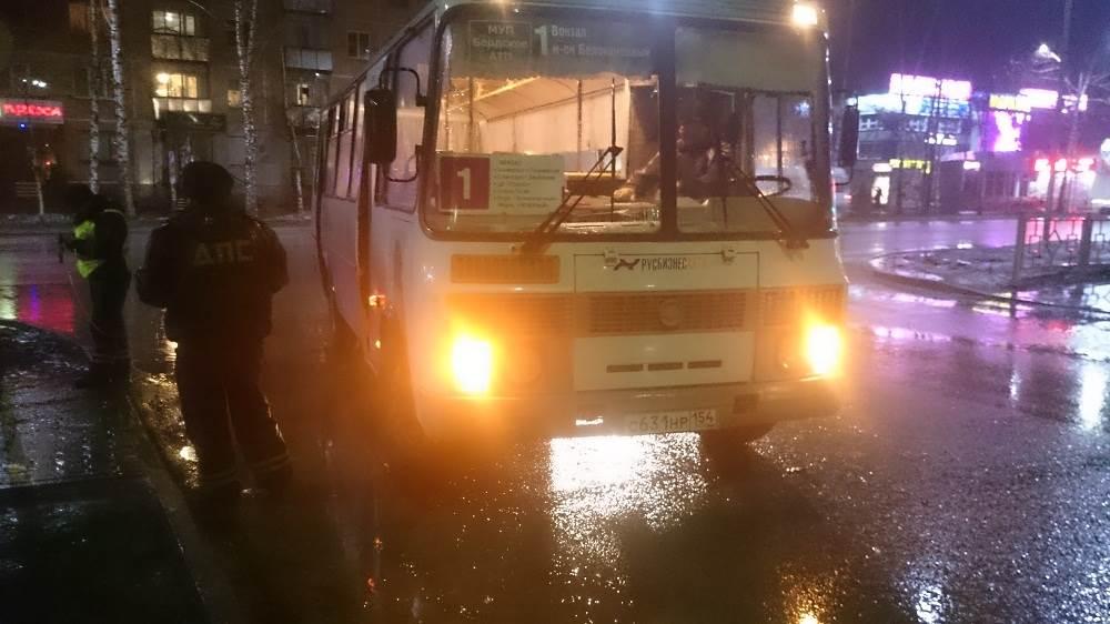 Директор бердского АТП возместит сбитой автобусом старушке моральный вред